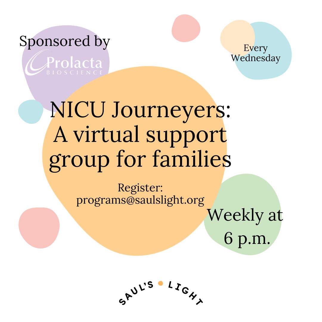 Nicu Virtual Support Group